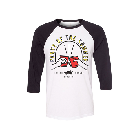 Party of the Summer Raglan