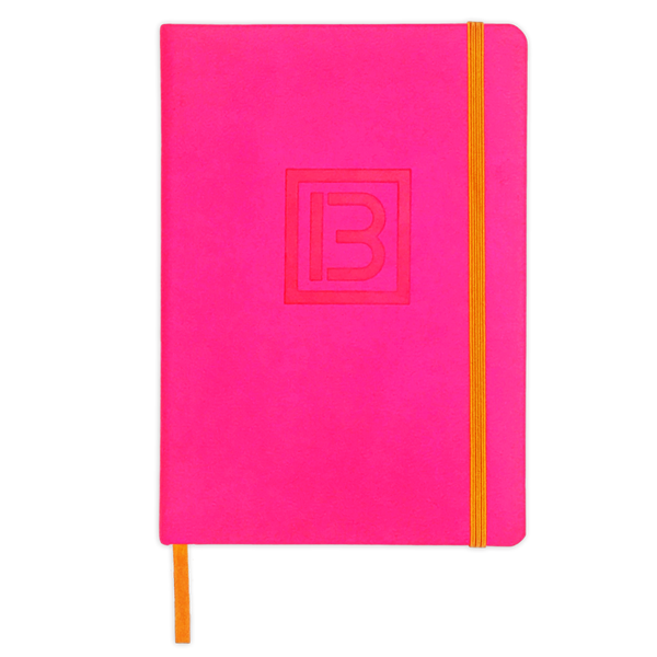 Best Me Life Journal (Pink)