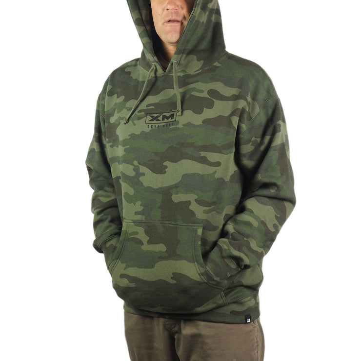 XM | SURF MORE PULLOVER SPECIAL OPS HOODIE