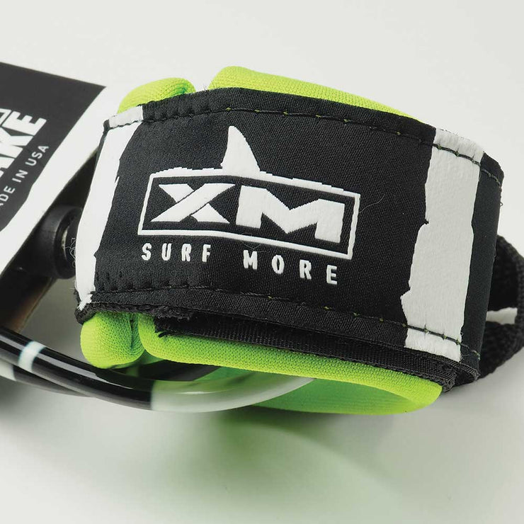 XM SURFBOARD LEASH / SEA SNAKE / ULTRA GROM (.200in)