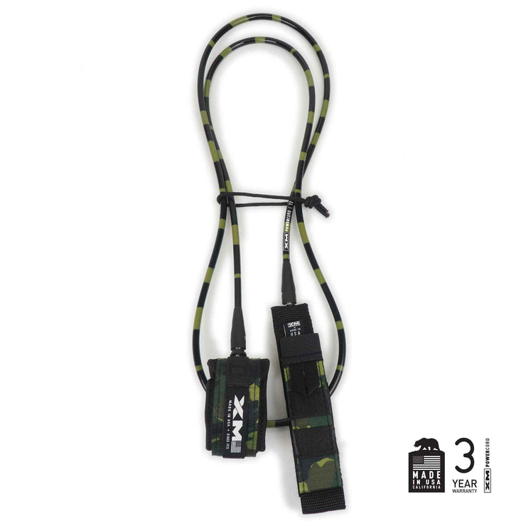 XM SURFBOARD LEASH / SPECIAL OPS / COMP (.220in)