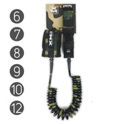 XM STAND-UP PADDLE (SUP) LEASH / SPECIAL OPS / COIL / REGULAR (.270in)