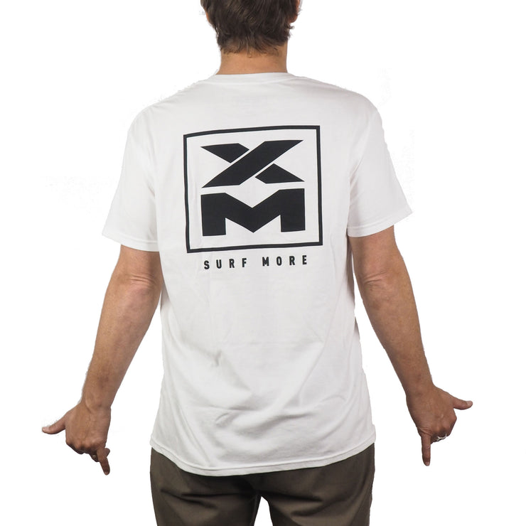 XM | SURF MORE CLASSIC MORNING T-SHIRT
