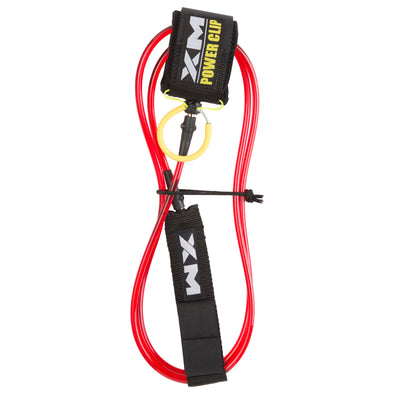 XM SURFBOARD LEASH / POWER-CLIP