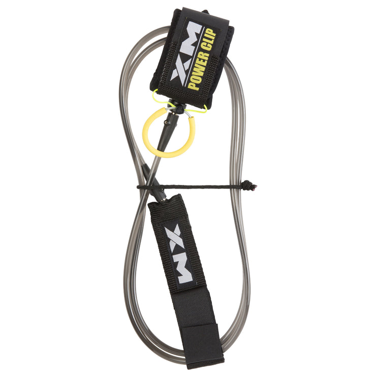 XM SURFBOARD LEASH / POWER-CLIP / COMP (.220in)