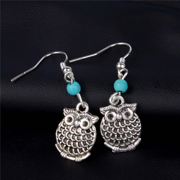 Charming Owl Earrings