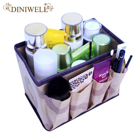 Large Capacity Foldable Multifunction,craft or Makeup Organizer