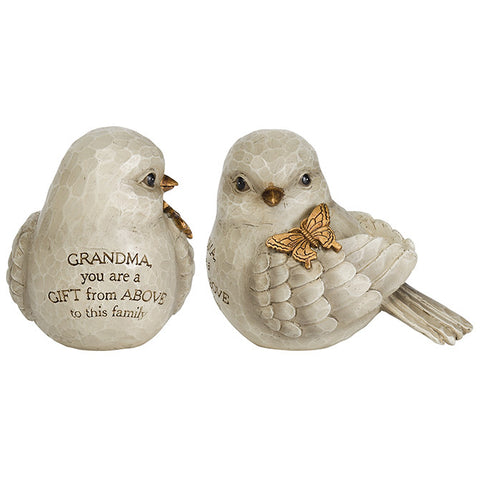 Faithful Birds - Grandma