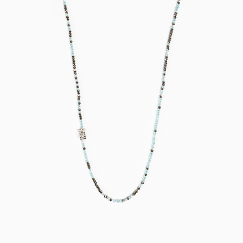 Hail Mary Morse Code Necklace