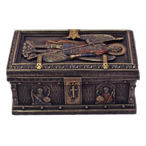 St. Michael Rosary Box