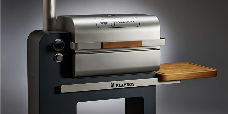 Playboy Edition von Pelletgrill Bob Grillson