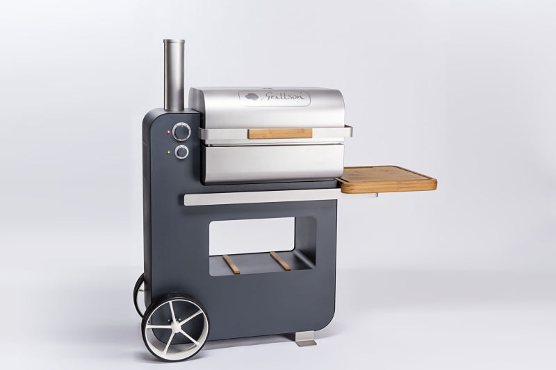 High-End-Grill Bob Grillson