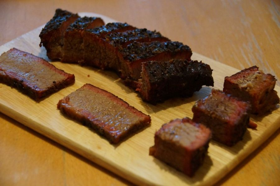 Beef Brisket Burnt Ends
