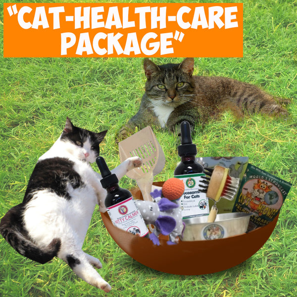 CAT HEALTH-CARE PACKAGE