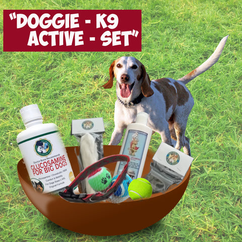 DOGGIE - K9  ACTIVE PACKAGE