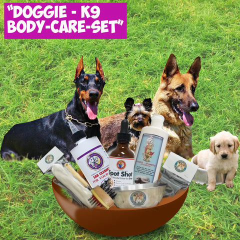 DOGGIE - K9  BODY-CARE SET