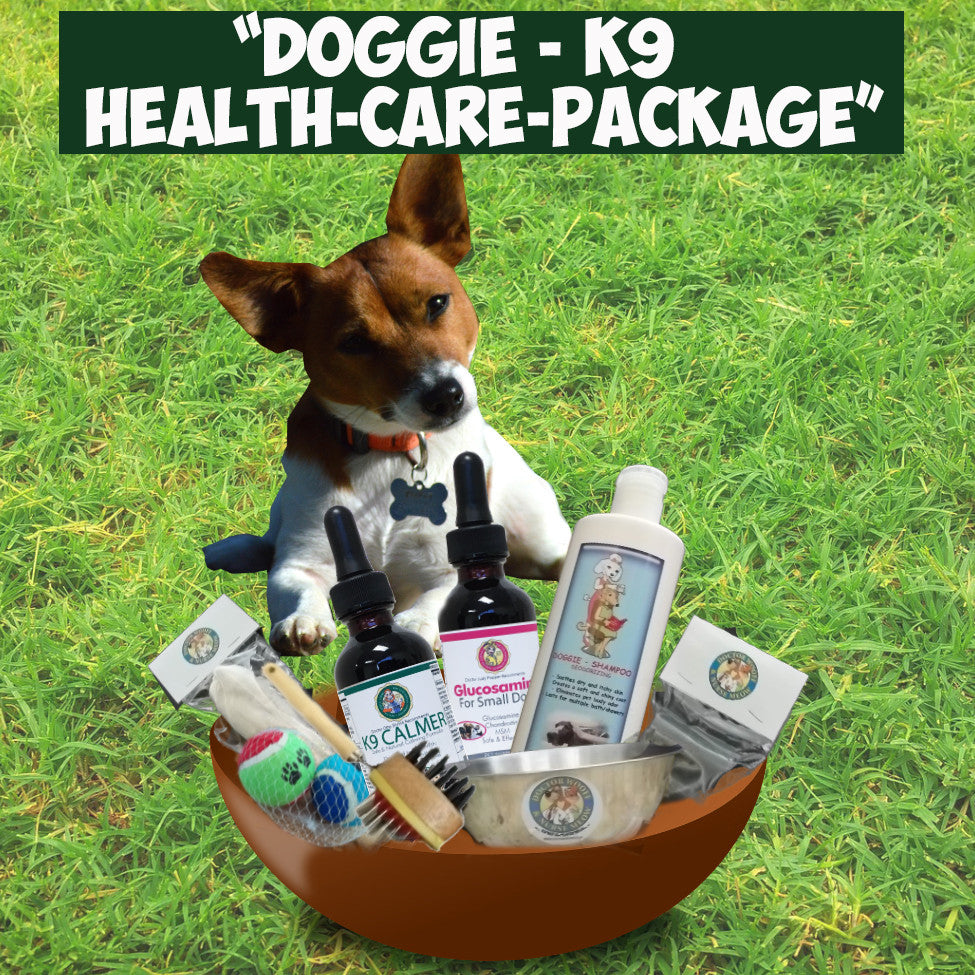 DOGGIE - K9  HEALTH-CARE PACKAGE