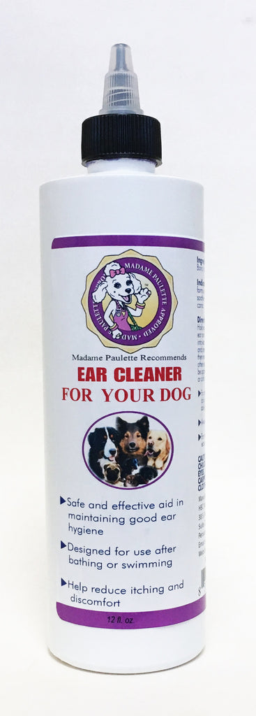 EAR CLEANER for YOUR DOG