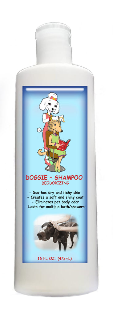 Shampoo for YOUR DOG