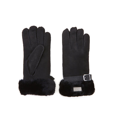 CUFF GLOVES BLACK