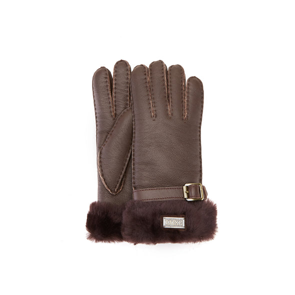 CUFF GLOVES BEVA NAPPA