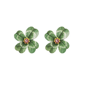 ORECCHINI LITTLE LUCKY - Luli Art Bijoux