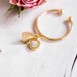 ANELLO LOVE - Luli Art Bijoux