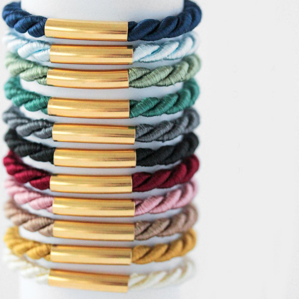 LULI Art Bijoux - bracciale color twist