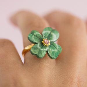 ANELLO LUCKY GIRL - Luli Art Bijoux