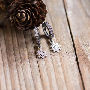 MINI CERCHIETTO ZIRCONI <br /> winter edition - Luli Art Bijoux