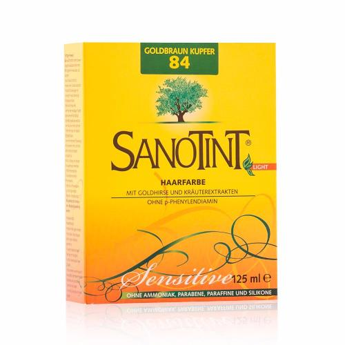 Sanotint hair color natural made in Germany