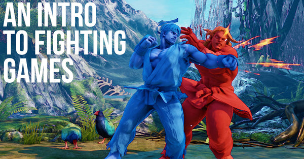 An Intro to Fighting Games