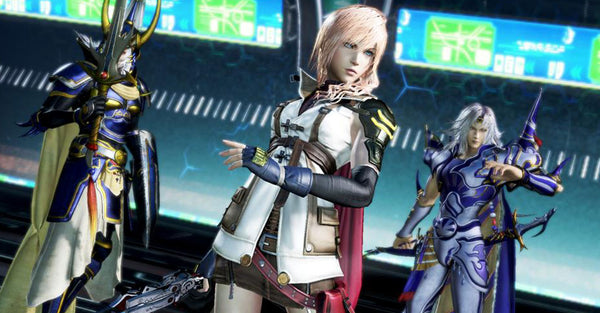 Dissidia Final Fantasy NT First Impressions: Worth the Investment