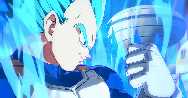 The Rise of Dragon Ball FighterZ
