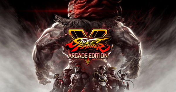 Street Fighter 5 | SFV Arcade Edition Top 10 Changes