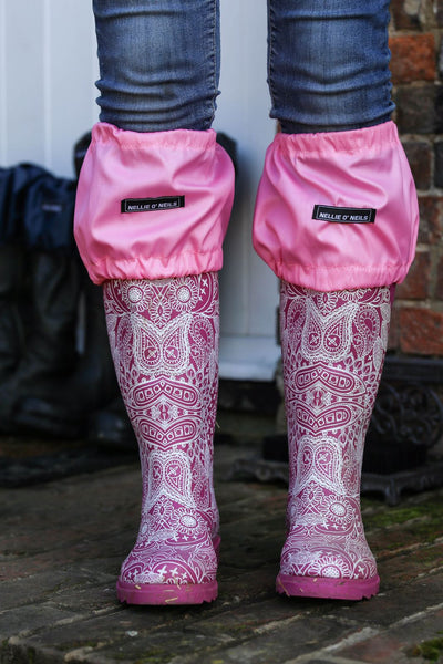 Nellie's Welly Tops