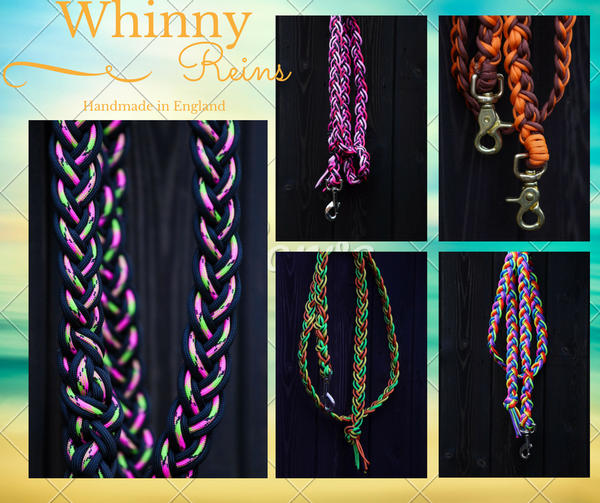 Whinny Reins Leadropes for Horses