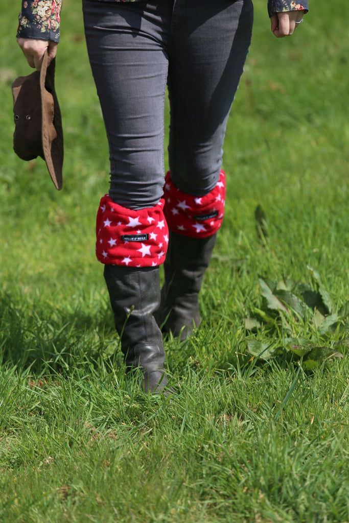 Nellie's Fleece Welly Tops
