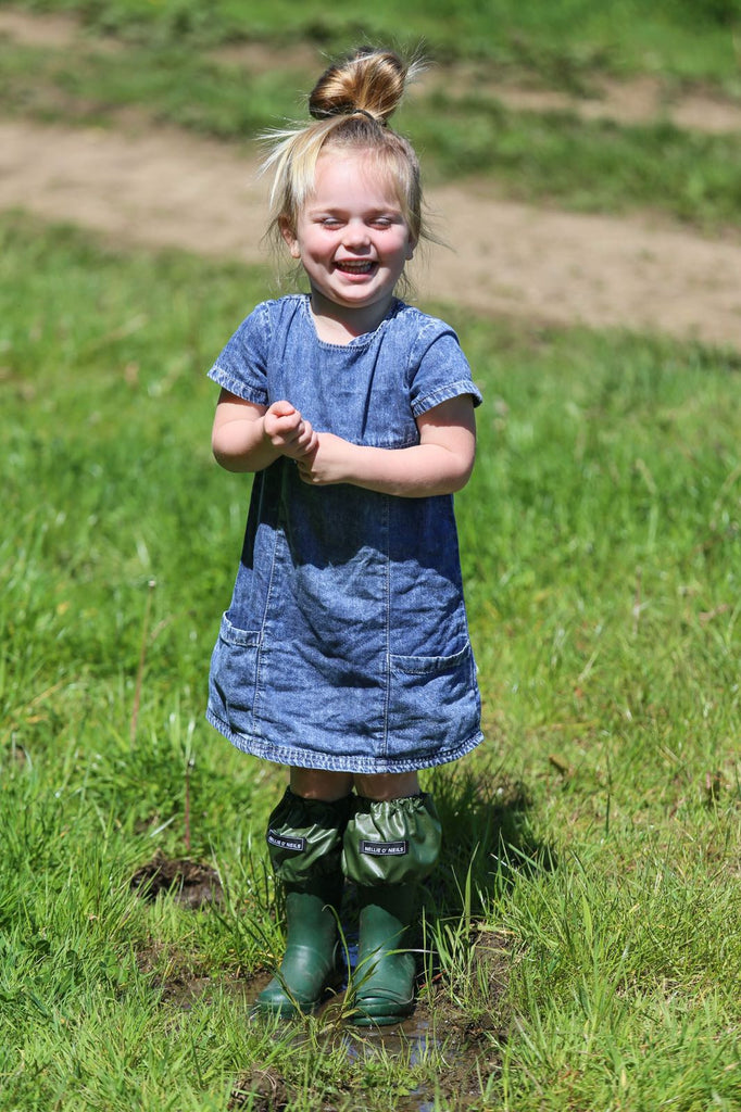 Nellies Welly Tops for Kids