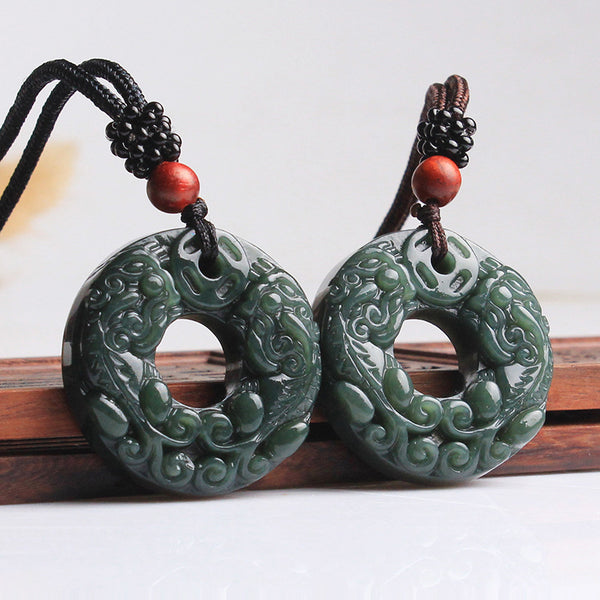 Guang Necklace (Jade)
