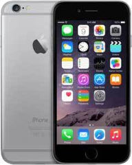 Apple iPhone 6 4G 32GB gray DE