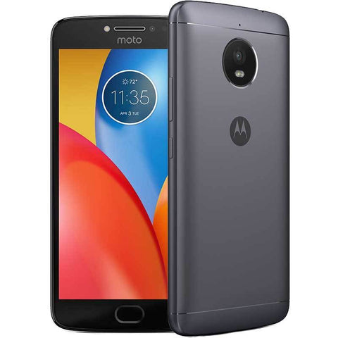 Motorola Moto E4 Plus 4G 16GB Dual-SIM iron gray EU