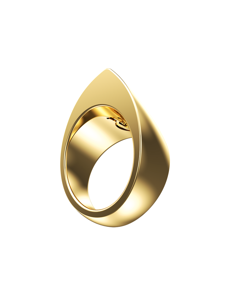 14K / 18K Gold Baby Shark Ring
