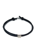 Black - Cast Away Anklet & Bracelet
