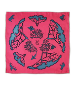 Tied Together - 100% Silk Scarf