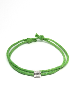 Fresh Green - Cast Away Anklet & Bracelet