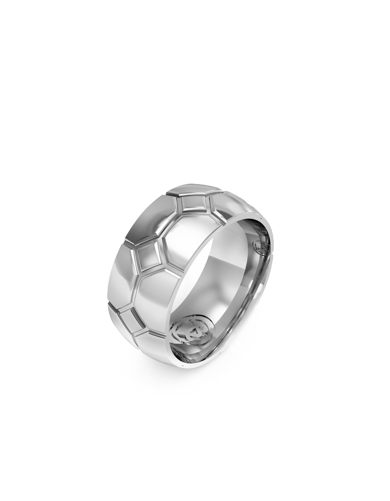 Honu Turtle Love Wide Ring