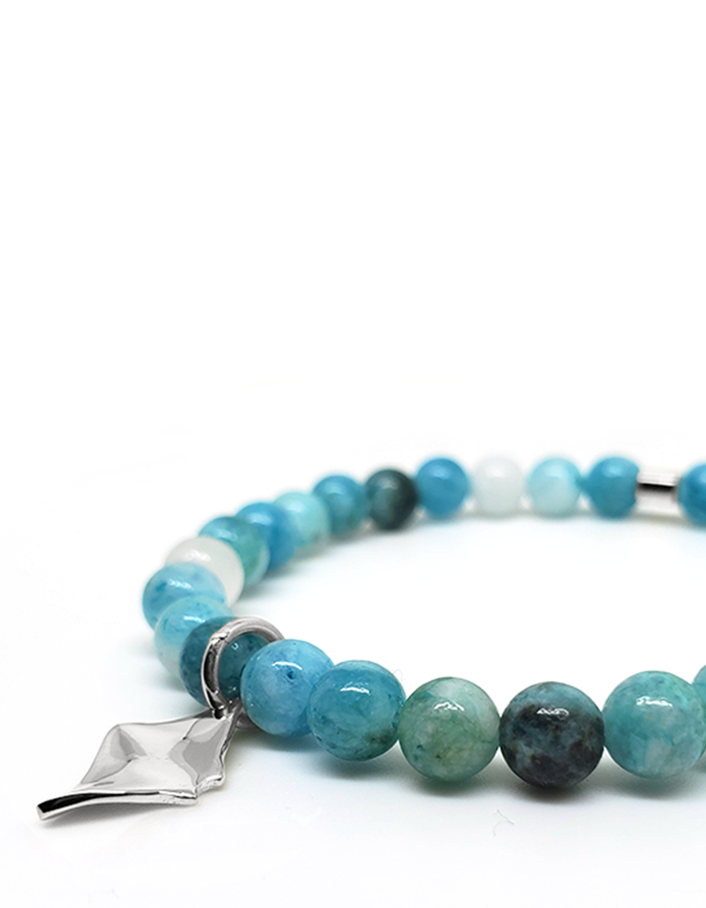 Mini Manta Gemstone Bracelet