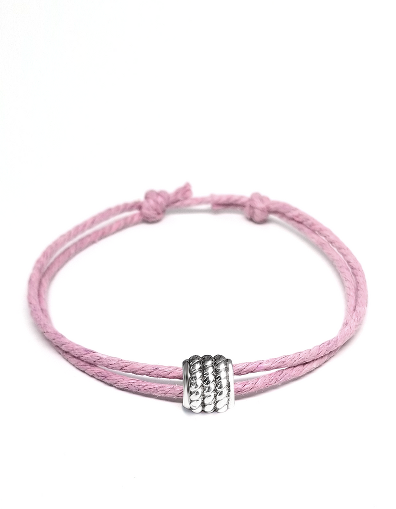 Pink - Cast Away Anklet & Bracelet