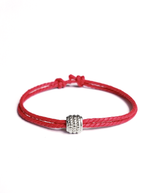 Red - Cast Away Anklet & Bracelet